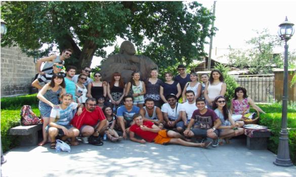 Armenia, gruppo