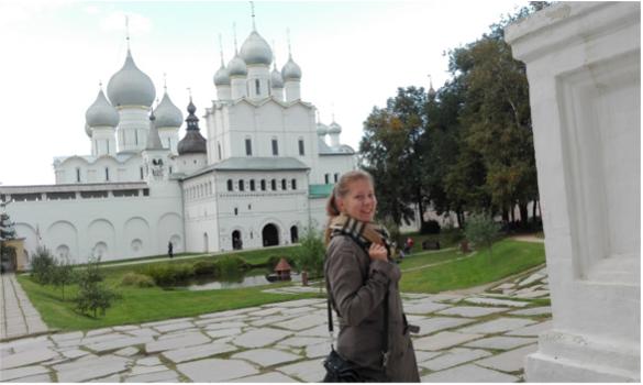 Justina, Russia