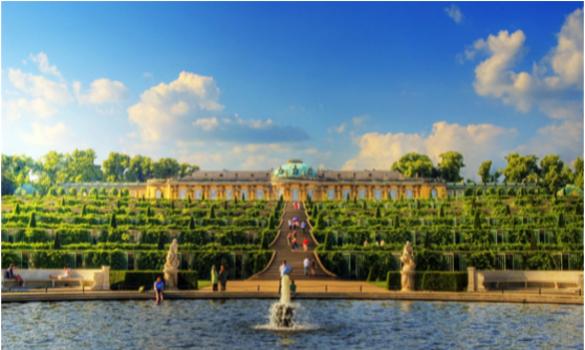 Potsdam, corso di formazione