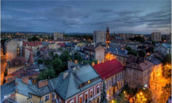 Tarnòw, Polonia