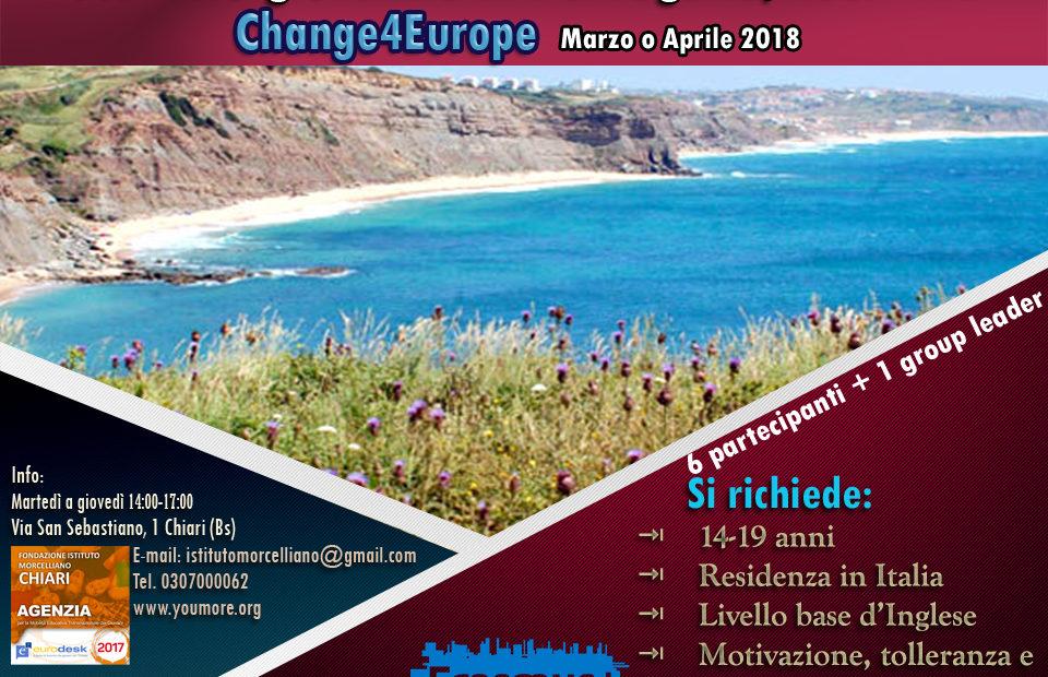 Change4Europe
