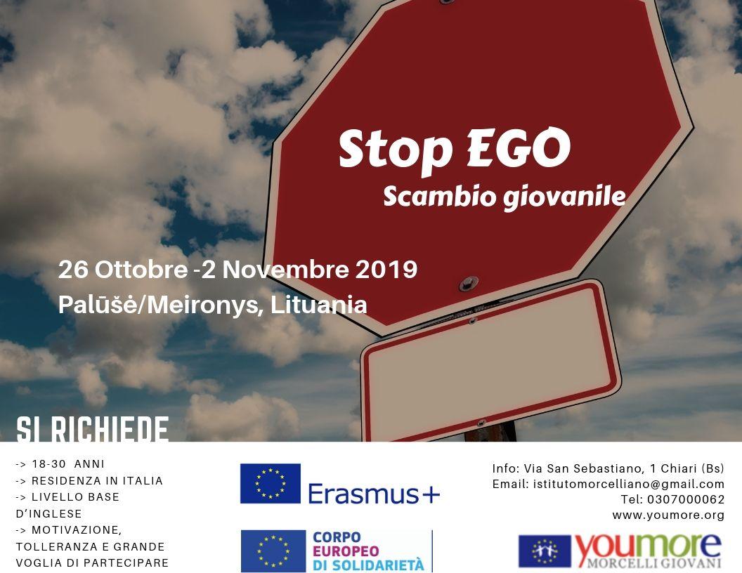 Stop EGO